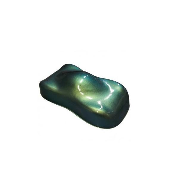 1L caméléon hydrodiluable bleu vert or