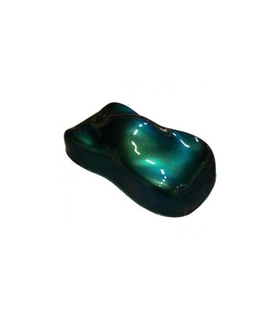 1L caméléon hydrodiluable Liquid Crystal bleu vert