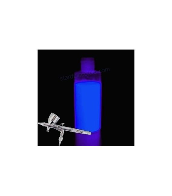Peinture photoluminescente pour aérographe VIOLETTE