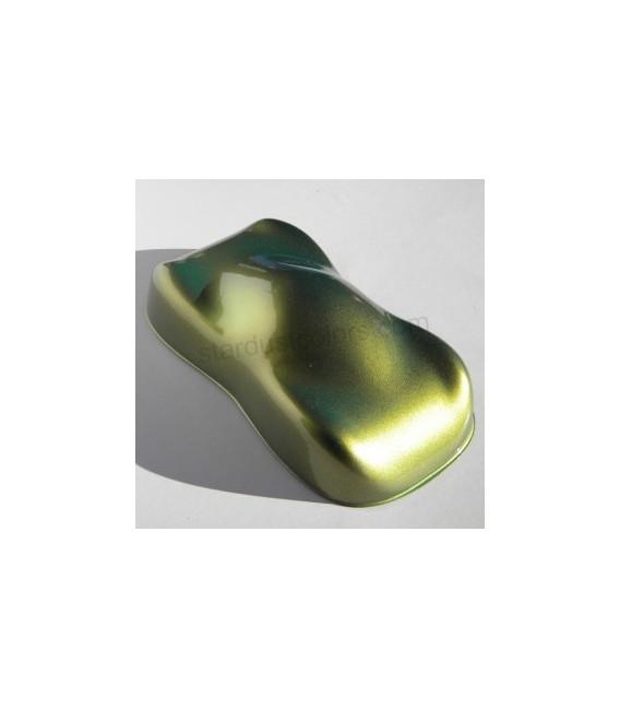 250ml Peinture Nacrée - Multicolor Serie goldish mint