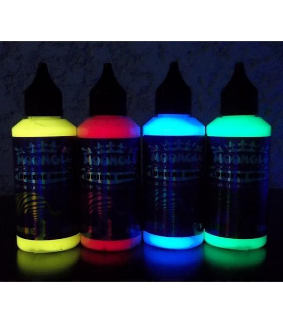 Zestaw Blacklight 4 kolory normalny