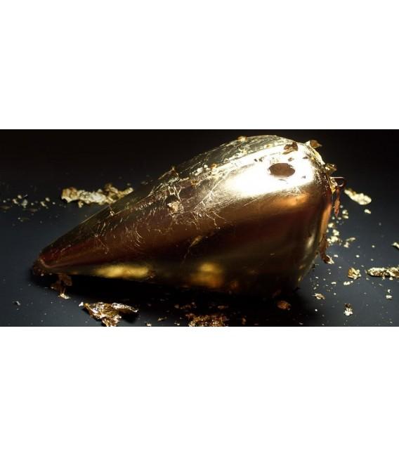 Złote płatki- złocenie
