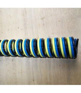 Węże spiralne pojedyncze podwójne i potrójne
