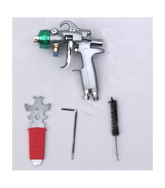 Pistolet do chromowania z podwójną dyszą