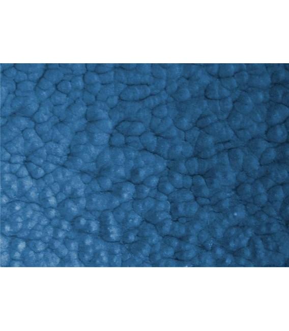 Farba z efektem młotkowym Bleu caraibes