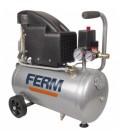 Sprężarka powietrza 24L FERM do narzędzi pneumatycznych
