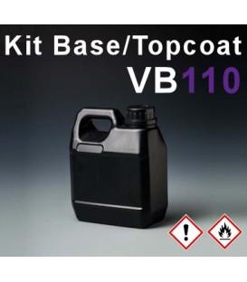Baza - Lakier zwiększający przyczepność do chromu - VB110 Bezbarwny