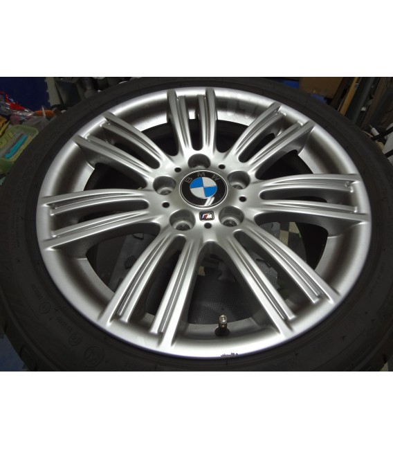 Felgi samochodowe Paint BMW - FELGEN SILBER
