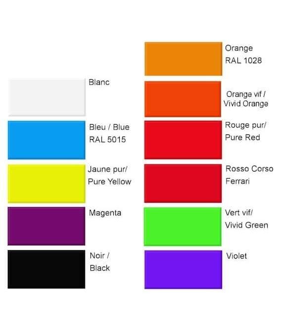 Bazowy lakier samochodowy - w aerozolu 8 kolorów