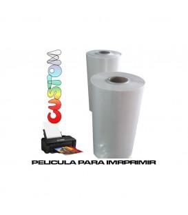 Folia do transferu wodnego czysta do drukowania