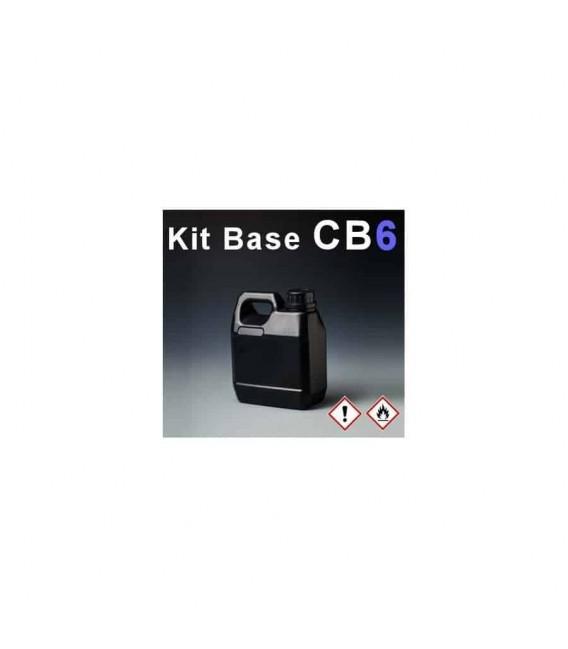 Błyszcząca baza do procesu srebrzenia CB6 szybka