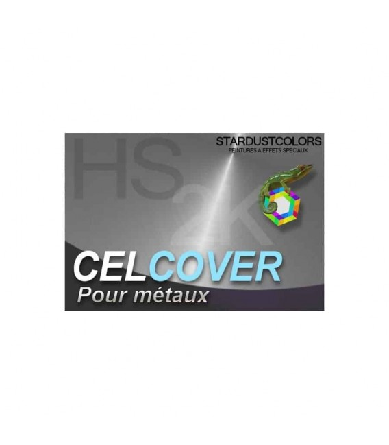 CELCOVER – lakier poliuretanowy 2K do bezpośredniego chwytu metalu