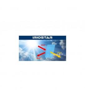Słoneczny lakier blokujący ciepło iriostar