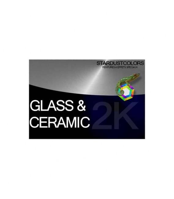 Bezbarwny lakier do szkła i ceramiki Clearglass