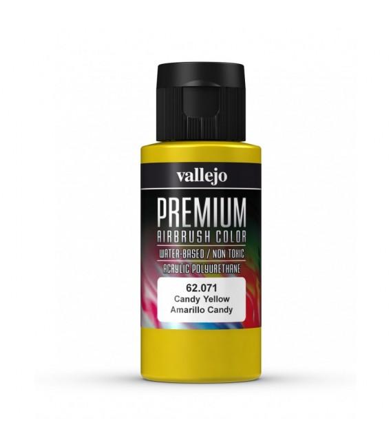 Przezroczyste kolory Candy - farby akrylowe Airbrush