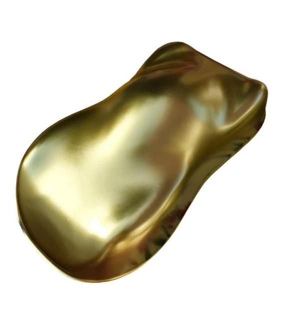 Lakier płynny metaliczny – efekt polerowanego metalu