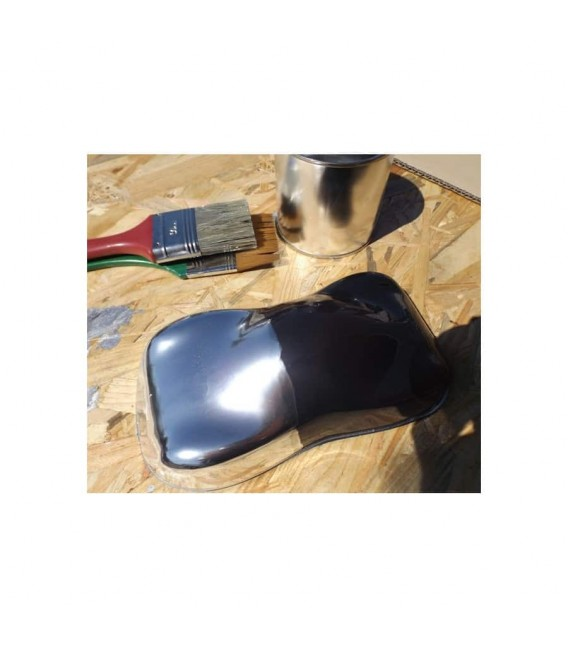 Chrome Brush® - Lakier Chrom za pomocą pędzla