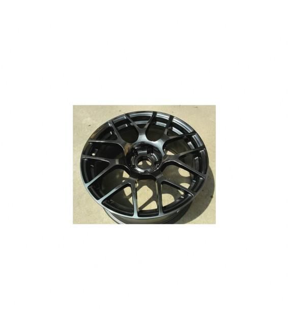 Black Chrome - Lakier o specjalnym efekcie metalicznym