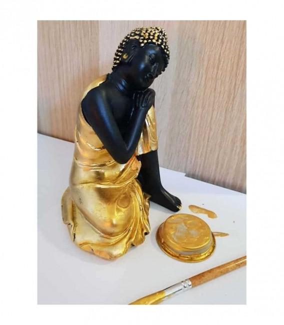 Płynne złoto – Złoty lakier Bogate Złoto
