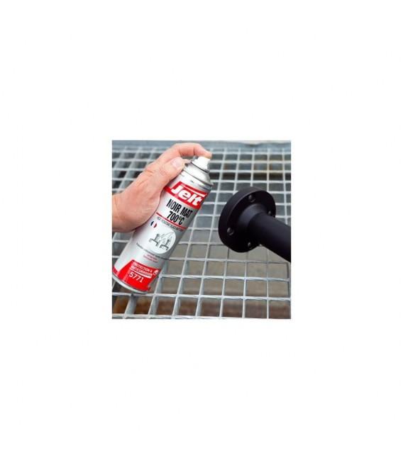Lakier czarny lub aluminiowy do wysokich temperatur 700 °C w aerozolu