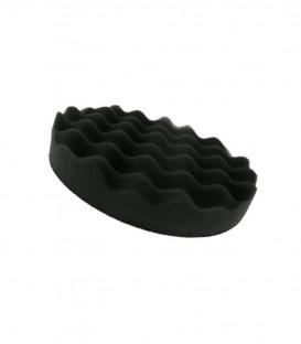 Pianka polerska czarna falista 15 cm