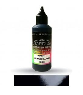 Lakier błyszczący akrylowy do aerografu - 6 kolorów