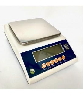 Profesjonalna waga elektroniczna, najwyższa precyzja 3 kg