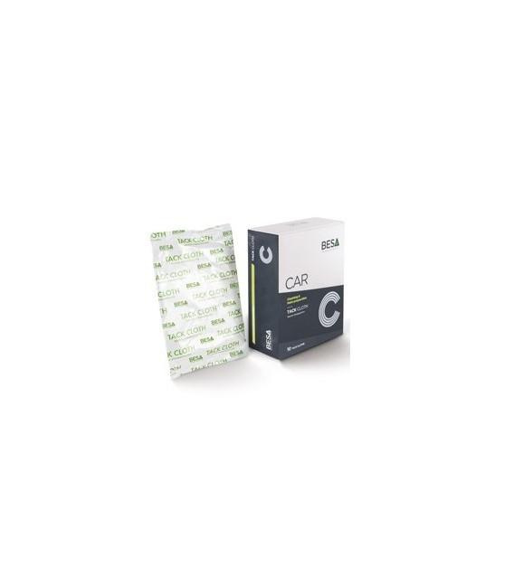 Chusteczki BESA tackCloth - zestaw 10 szt