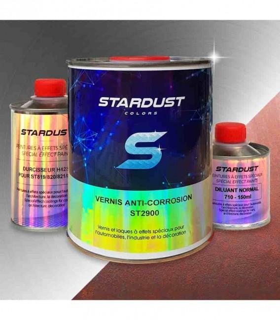 Bezbarwny lakier antykorozyjny z połyskiem do wszystkich metali ST2900