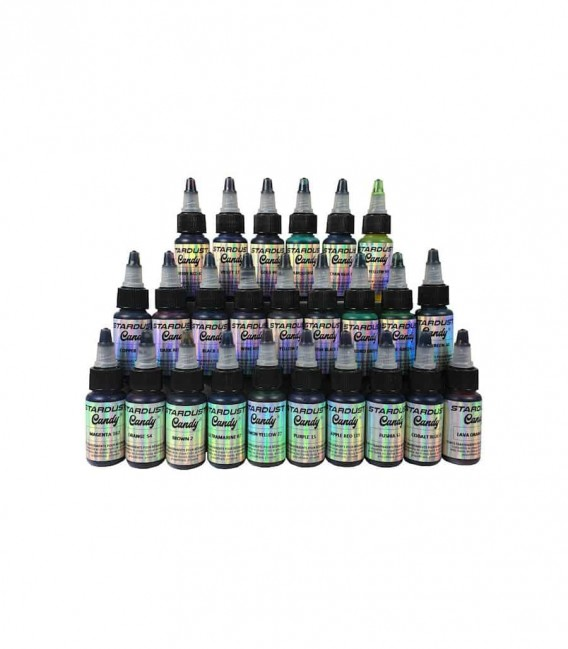 Przezroczyste barwniki do żywic epoksydowych