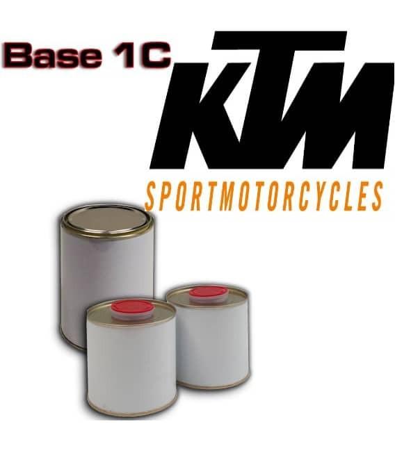 Lakier KTM - wszystkie kolory w aerozolu lub w puszce