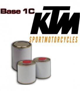 Lakier KTM - wszystkie kolory w puszce