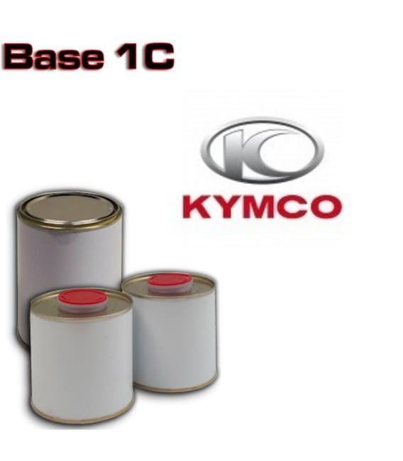 Lakier KYMCO - wszystkie kolory w aerozolu lub w puszce