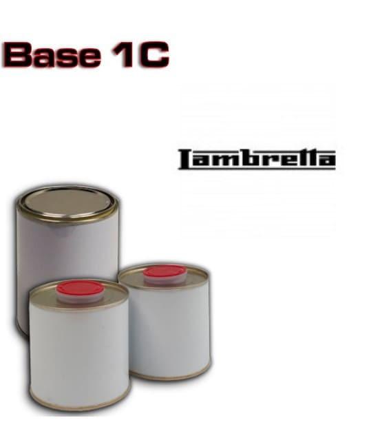 Lakier LAMBRETTA - wszystkie kolory w aerozolu lub w puszce