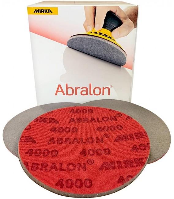 5 Tarcze ścierne i polerskie ABRALON 1000 do 4000