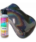 Farba wielokolorowa do aerografu - 7 kolorów 125 ml