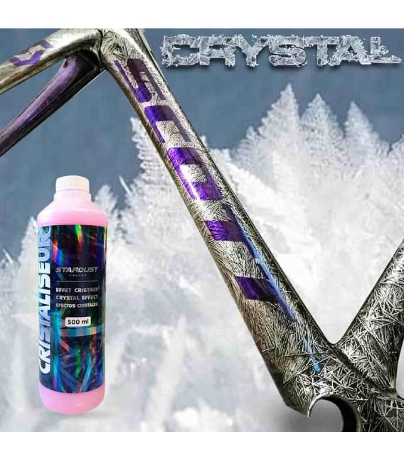 Zestaw efekt Krystaliczny do rowerów
