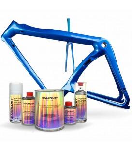 Kompletny zestaw lakierów perłowych do roweru