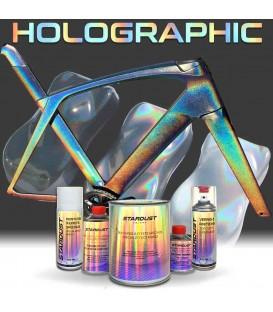 Kompletny zestaw lakieru holograficznego do roweru