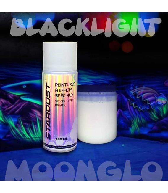 Lakier fluorescencyjny niewidoczny w sprayu