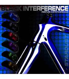 Zestaw do malowania rowerów Black Interference - 6 kolorów