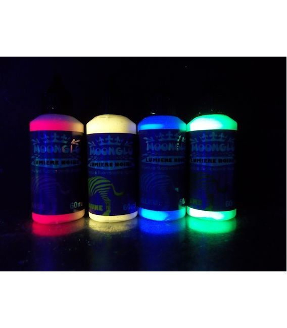 Peinutre Blacklight 60 ml BLEU