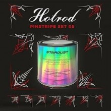 Pinstriping - farby i pędzle