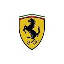 Lakiery Ferrari - wszystkie kody kolorów