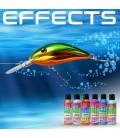 Efekty specjalne i dodatki do malowania przynęt